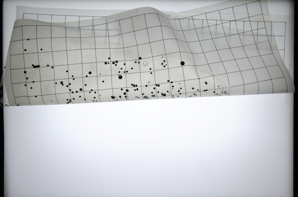 Anthony Auerbach: Map Projection